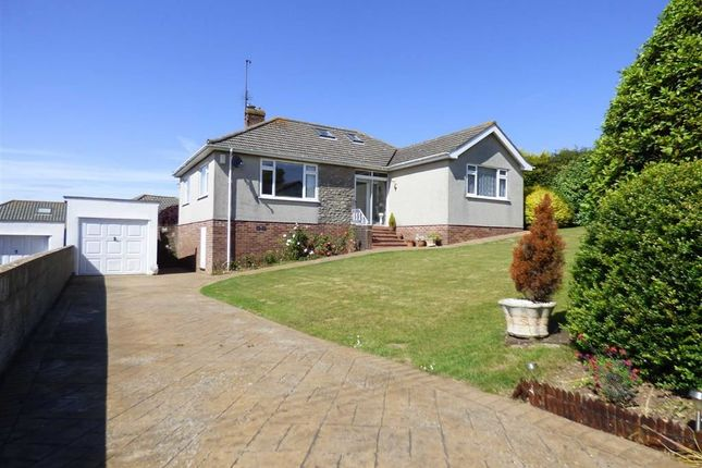 Thumbnail Detached bungalow for sale in Highfield Road, Weston-Super-Mare