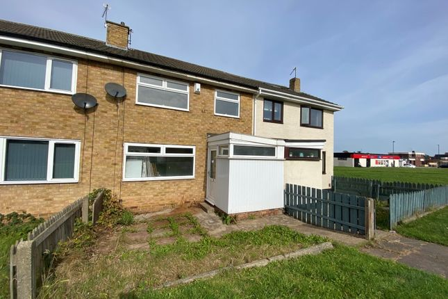Thumbnail Terraced house for sale in 51 Norham Walk, Ormesby, Middlesbrough, Cleveland