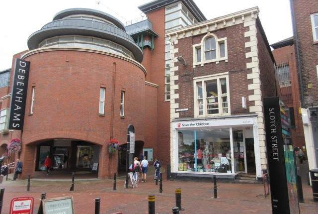 Thumbnail Retail premises to let in Scotch Street, 17, Carlisle