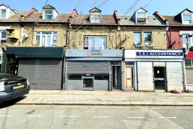 Thumbnail Property to rent in Whittington Road, Bowes Park
