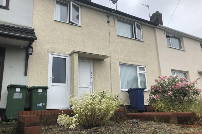 Thumbnail Semi-detached house to rent in Coppice Road, Rugeley