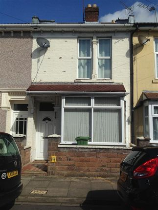 Thumbnail Terraced house to rent in Portchester Road, Portsmouth