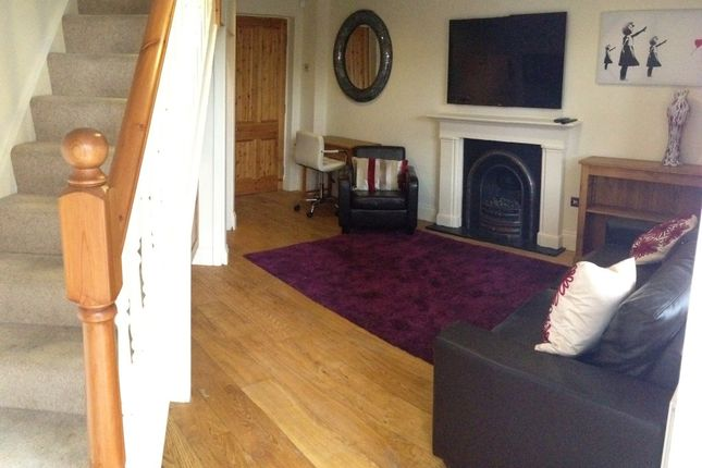 Thumbnail Semi-detached house to rent in St. Georges Terrace, Jesmond, Jesmond, Newcastle Upon Tyne, Tyne And Wear