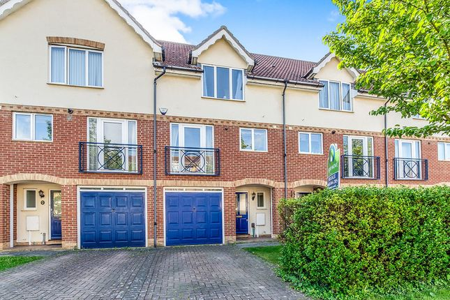 Thumbnail Terraced house for sale in Fennel Close, Rochester