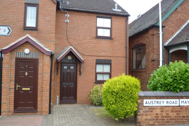 Thumbnail End terrace house to rent in Austrey Road, Warton, Tamworth, Staffordshire