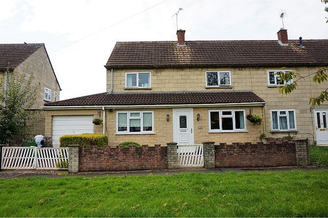 Thumbnail Semi-detached house for sale in Gorlands Road, Chipping Sodbury