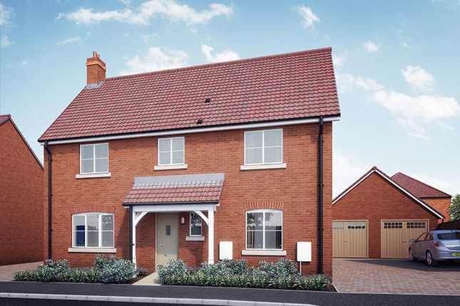 "Thumbnail Property for sale in ""The Copthorne"" at 1 Cowslip Way, Off Wotton Road, Charfield"