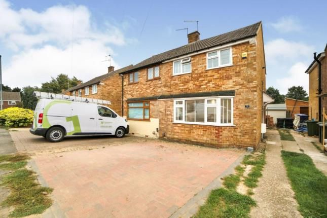 3 bed semi-detached house for sale in Townfield Road, Flitwick, Bedford, Bedfordshire MK45