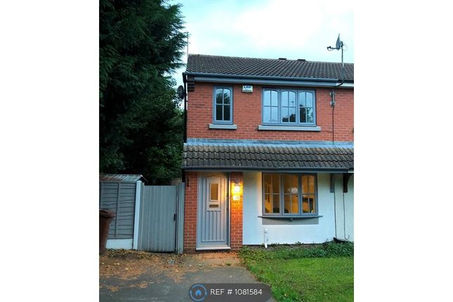 3 bed semi-detached house to rent in Primrose Meadow, Cannock WS11