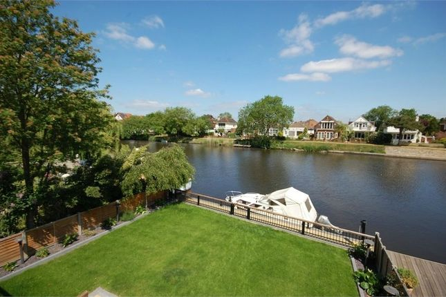 3 bed detached house for sale in Riverside, Staines Upon Thames, Surrey