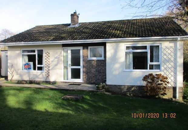Thumbnail Bungalow for sale in Gelliwen, Llechryd, Cardigan