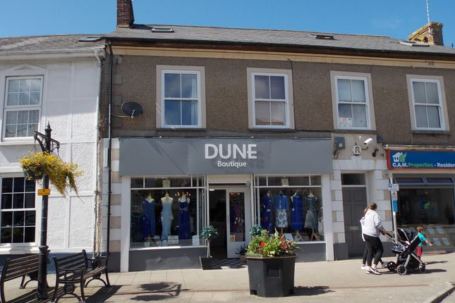 Thumbnail Retail premises to let in Fore Street, Hayle