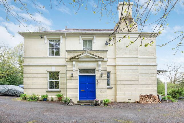 Thumbnail Detached house for sale in Duckspond Road, Buckfastleigh