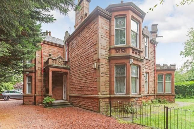 Thumbnail Flat for sale in Beech Avenue, Glasgow, Lanarkshire