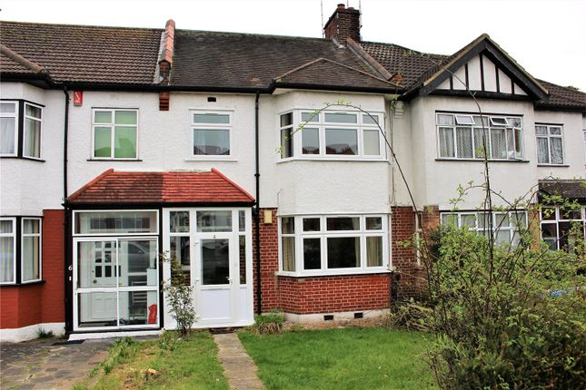 Thumbnail Shared accommodation to rent in Betstyle Road, Arnos Grove, London