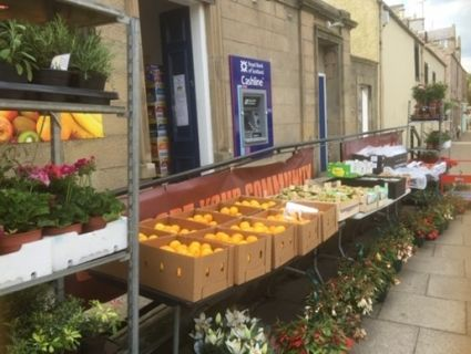 Retail premises for sale in High Street, Earlston