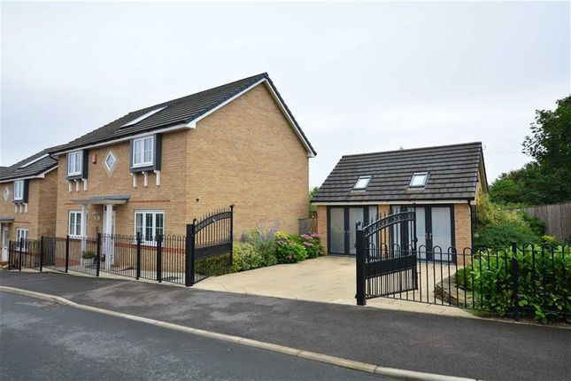 Thumbnail Detached house for sale in Healdfield Court, Castleford, West Yorkshire