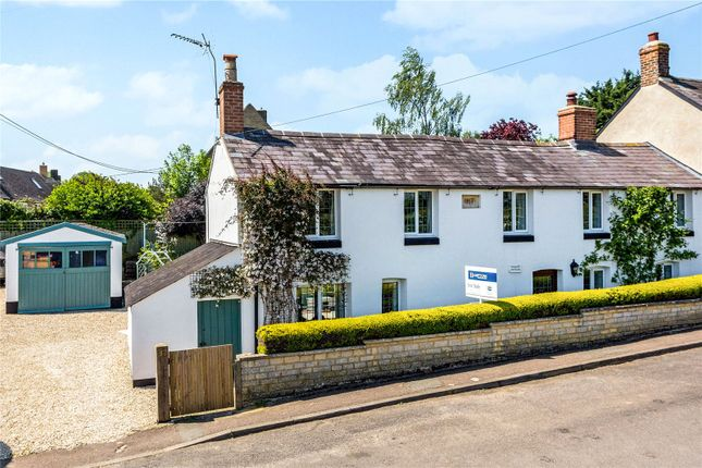 Thumbnail Semi-detached house for sale in Worton Road, Middle Barton, Chipping Norton, Oxfordshire