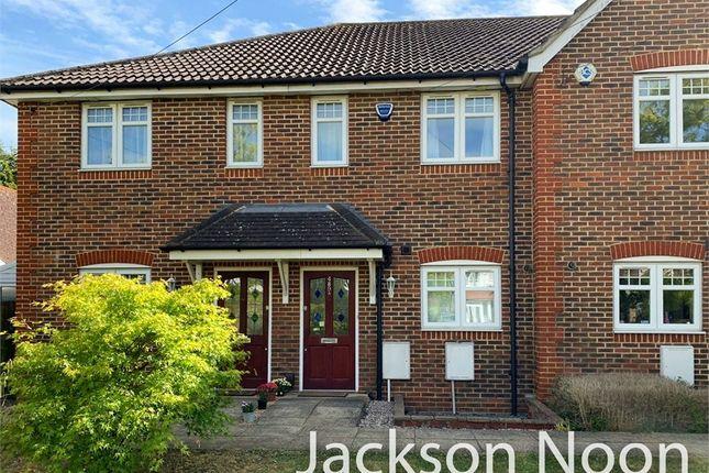 Terraced house for sale in Chessington Road, West Ewell, Epsom