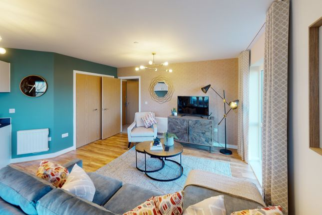 Thumbnail Flat for sale in Plot 179 - The Wye, Waterfront Hempsted, Gloucester