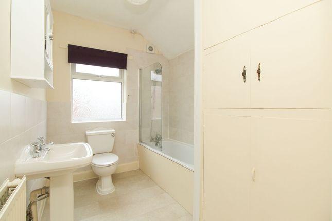 Bathroom of Warner Street, Hasland, Chesterfield S41