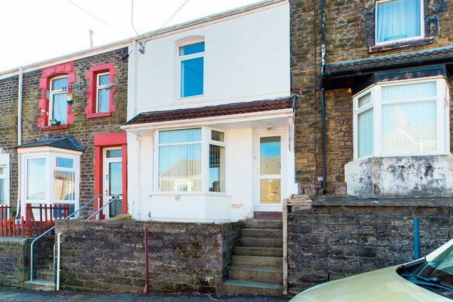 3 bed terraced house to rent in Colbourne Terrace, Mount Pleasant, Swansea SA1