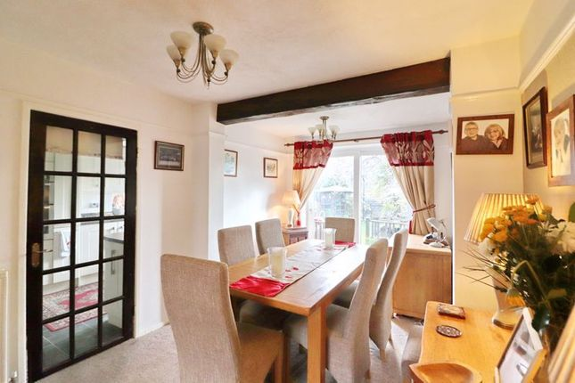 Dining Room of Wyre Drive, Boothstown, Worsley M28