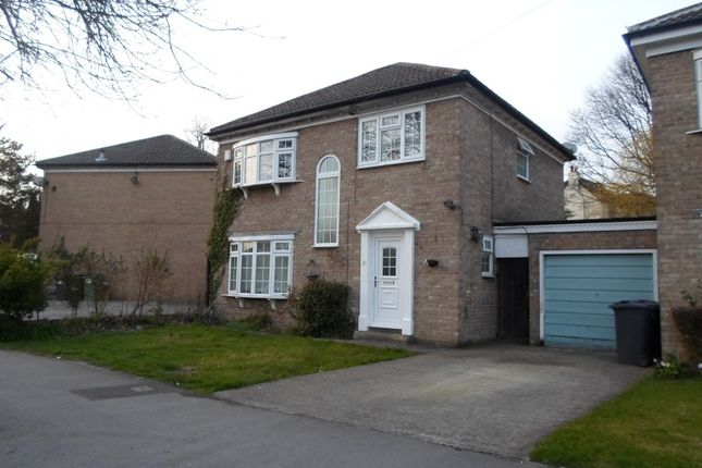 Thumbnail Detached house to rent in Fitzroy Drive, Leeds, West Yorkshire