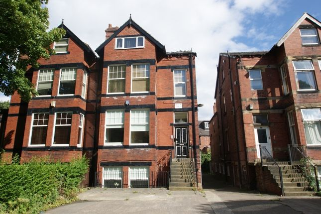 Thumbnail Flat to rent in Cardigan Road, Headingley, Leeds