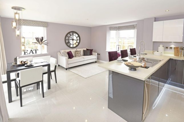"Kitchen Diner of ""Henley"" at Brookfield, Hampsthwaite, Harrogate HG3"