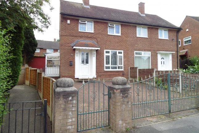 Thumbnail Semi-detached house for sale in Lincombe Drive, Leeds