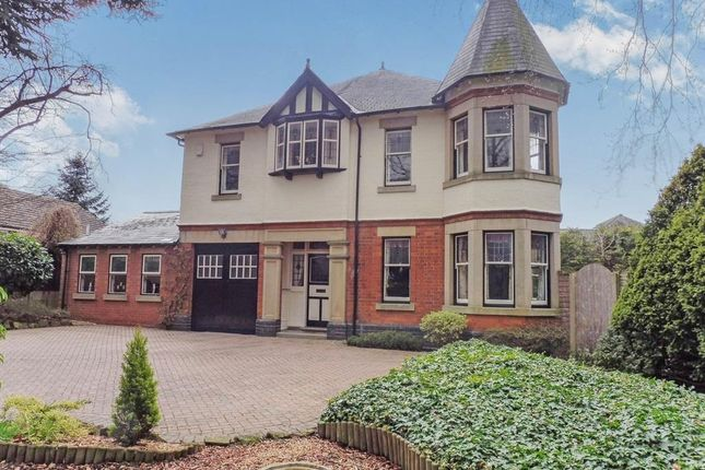 Thumbnail Detached house to rent in Derby Road, Chellaston, Derby