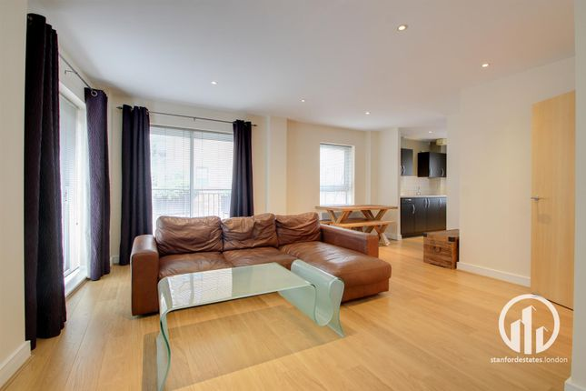 Thumbnail Flat to rent in Highfield Close, London