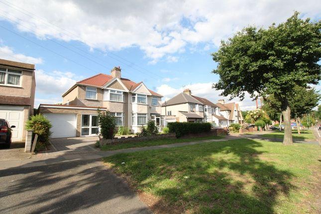 3 bed semi-detached house for sale in Watling Street, Bexleyheath