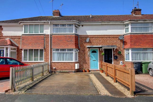 Thumbnail Terraced house for sale in 8, Bloomfield Road, Worcester