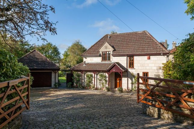 Thumbnail Detached house for sale in Shaft Road, Combe Down, Bath