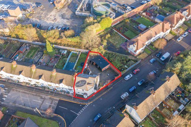 Red Outline of Guild Road, Foleshill, Coventry CV6