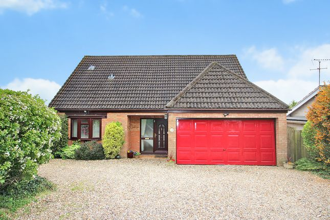 Thumbnail Detached house for sale in Upper Marsh Road, Warminster