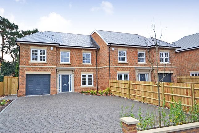 Thumbnail Semi-detached house for sale in St Georges Avenue, Weybridge
