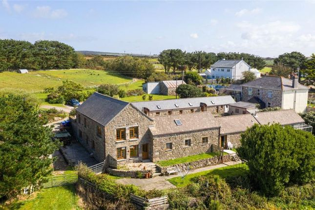 Thumbnail Detached house for sale in St. Buryan, Penzance, Cornwall