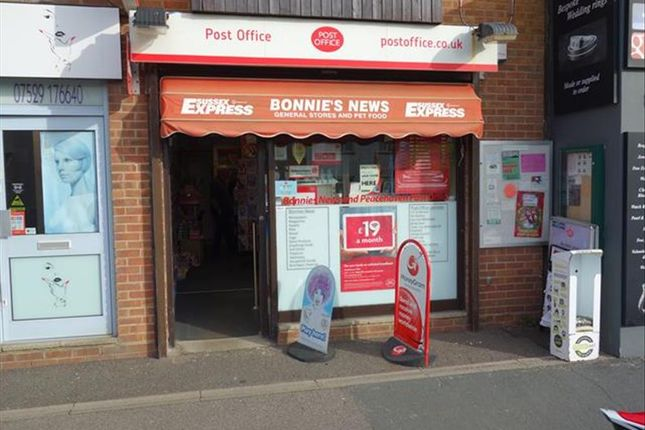 Thumbnail Retail premises for sale in Mains Post Office And Newsagents BN10, East Sussex