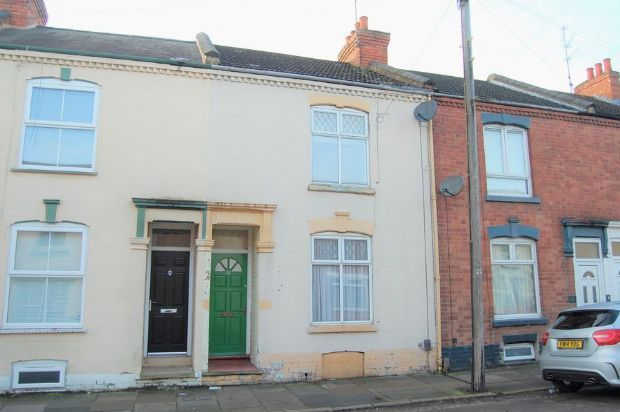 2 bed terraced house for sale in Roe Road, Abington, Northampton