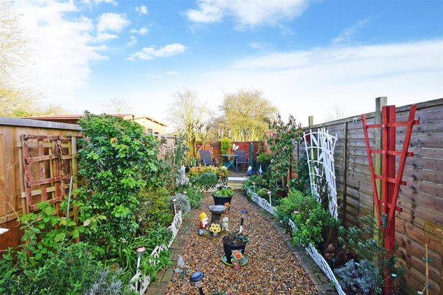 Thumbnail Terraced house for sale in Cudworth Road, South Willesborough, Ashford, Kent