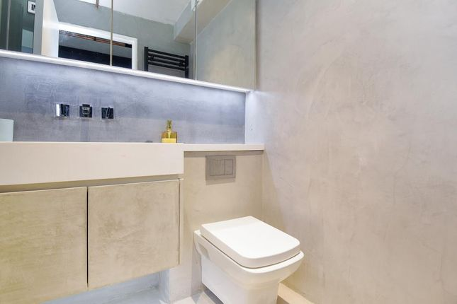 Shower Room of Westbourne Park Road W2,