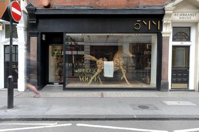 Thumbnail Retail premises to let in Great Portland Street, London