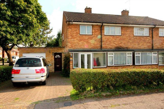 Thumbnail Semi-detached house for sale in Ellingham Road, Hemel Hempstead Industrial Estate, Hemel Hempstead