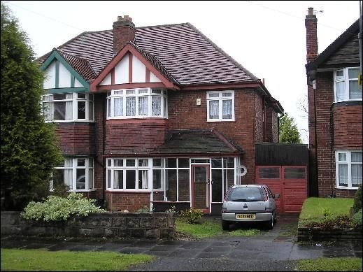 Thumbnail Semi-detached house to rent in Eastbourne Avenue, Birmingham