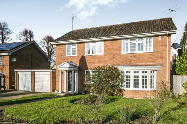 Thumbnail Detached house to rent in Clays Close, East Grinstead