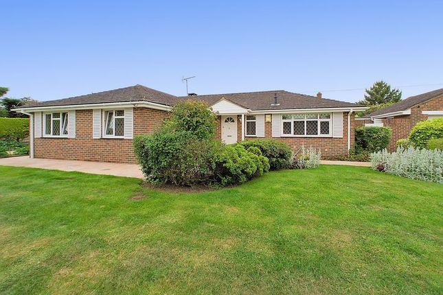 Thumbnail Detached bungalow for sale in Craigweil Lane, Aldwick