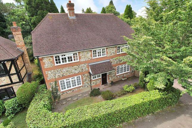 Thumbnail Detached house for sale in Mciver Close, Felbridge, Surrey